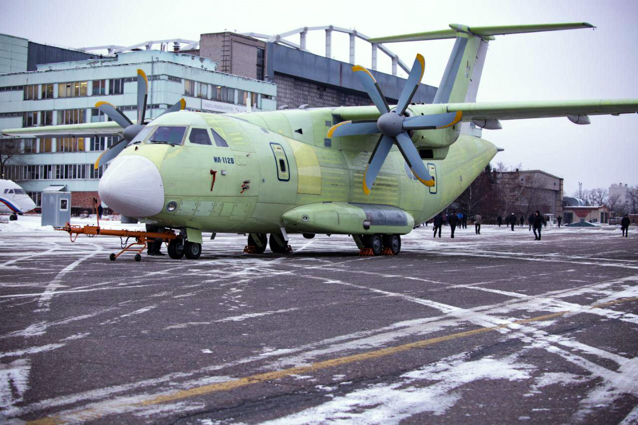 """Ung vien thay the may bay An-26 VN chinh thuc """"chao san"""""""