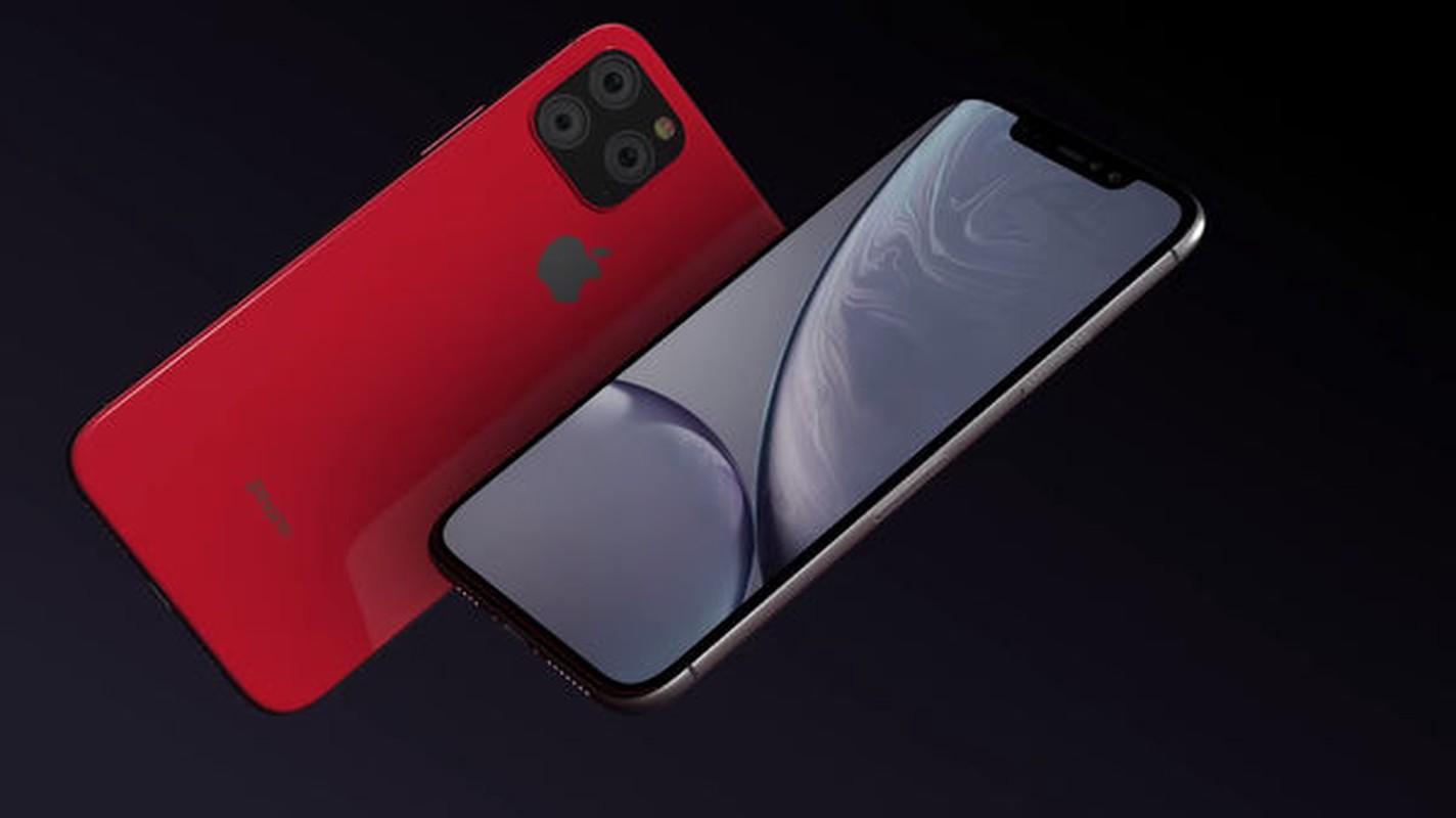 Lo anh nghi iPhone 11 sap sua duoc Apple tung ra