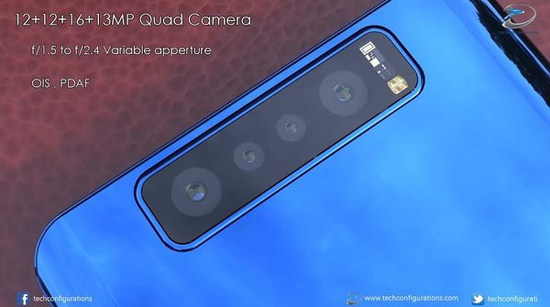 Samsung Galaxy S11 lo dien, iPhone XI cung phai chao thua-Hinh-6