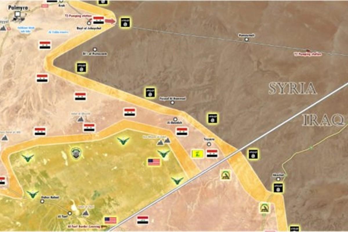 Phien quan IS dot kich can cu Iraq gan bien gioi Syria-Hinh-9