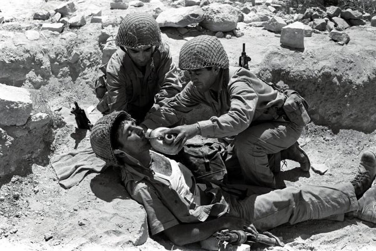 Anh: Cuoc chien khoc liet giua Israel va khoi Arab 50 nam truoc-Hinh-2