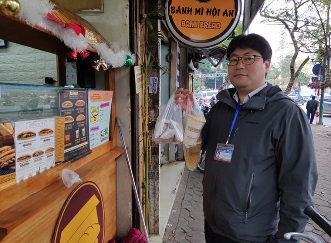 Thuong dinh My - Trieu: Phong vien quoc te