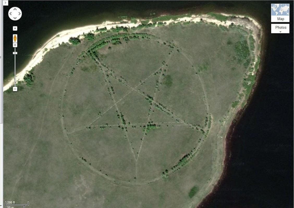 Sieu di va bi an 6 dia diem duoc biet den nho Google Maps-Hinh-2