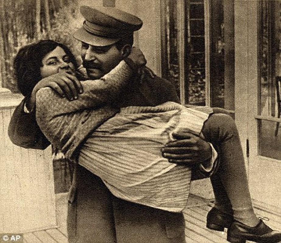 He lo anh hiem co ve con gai duy nhat cua Stalin-Hinh-2