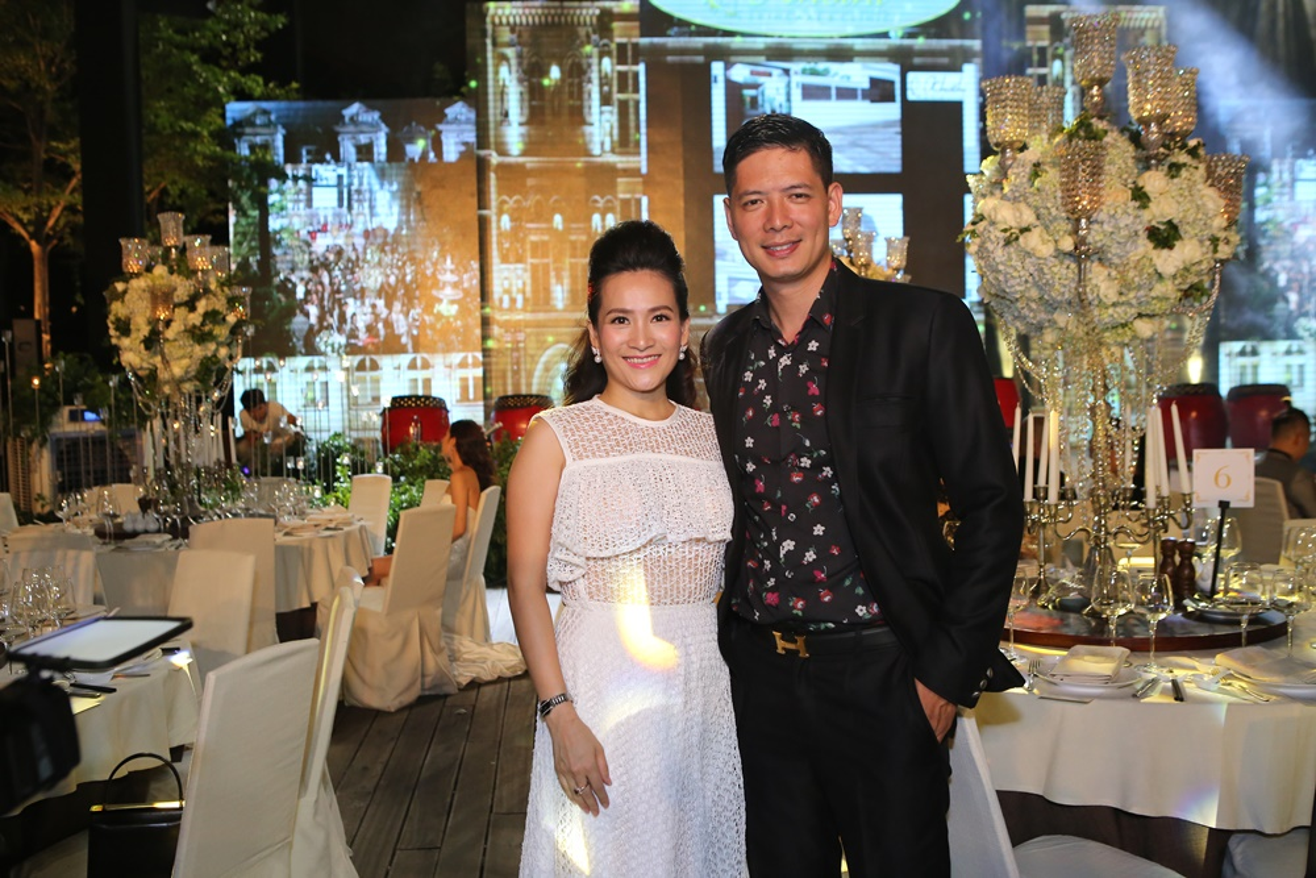 Ngoi sao TVB Ho Hanh Nhi toa sac giua dan sao Viet-Hinh-11