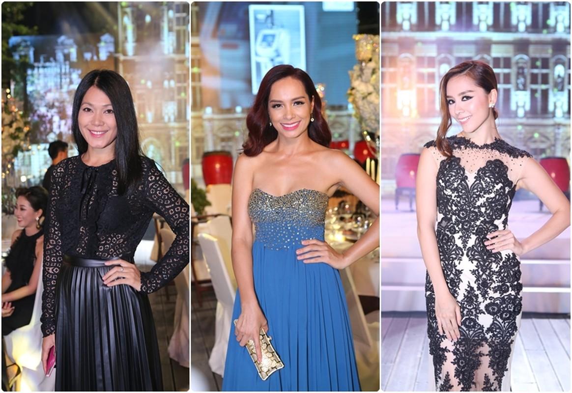 Ngoi sao TVB Ho Hanh Nhi toa sac giua dan sao Viet-Hinh-9