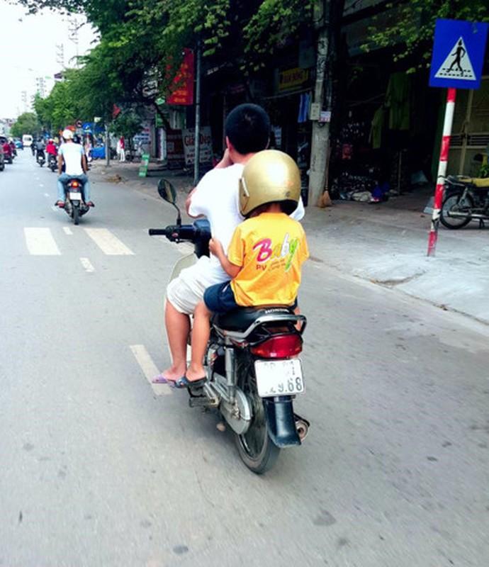 Anh: Khoanh khac an tuong giao thong Viet Nam-Hinh-12