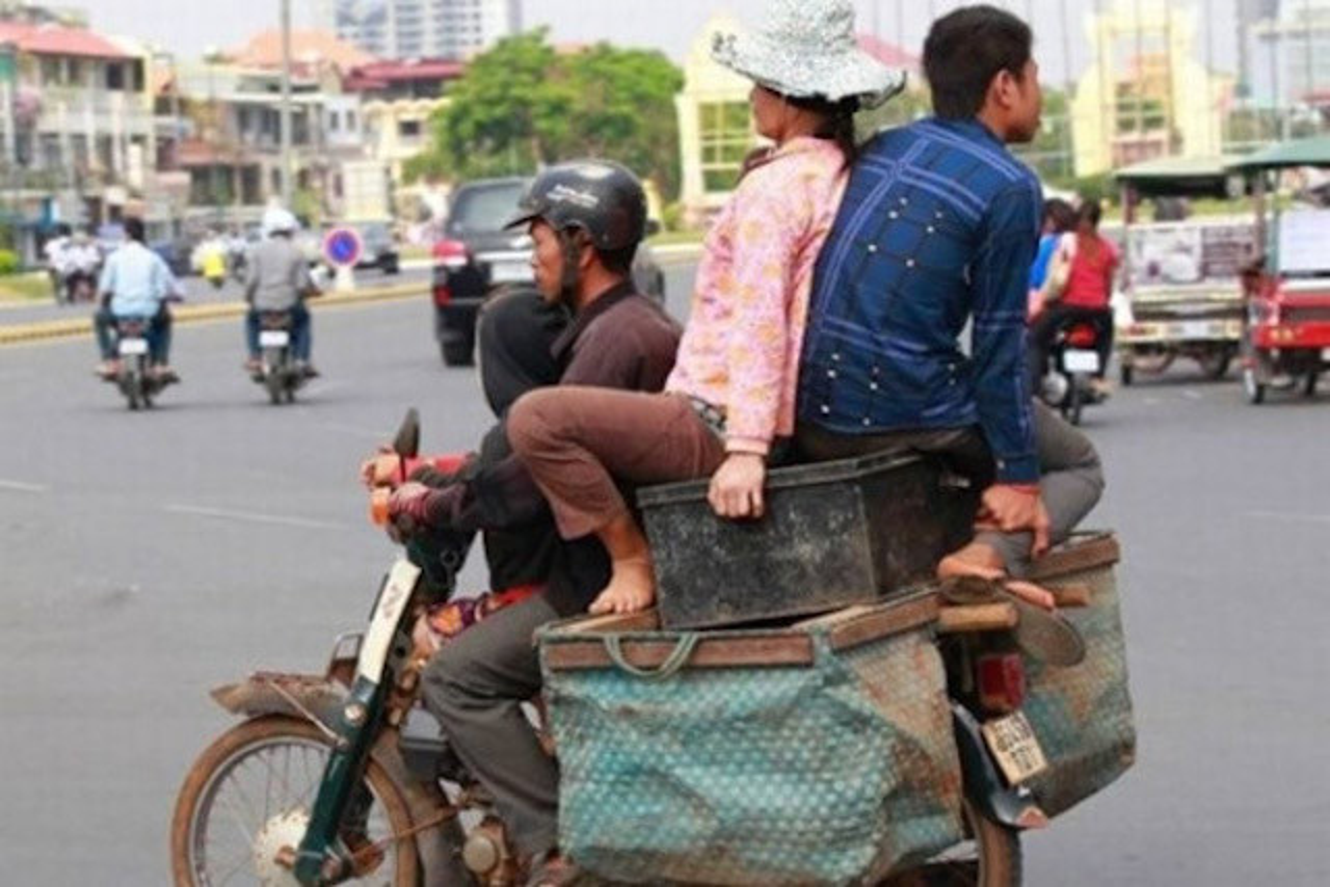 Anh: Khoanh khac an tuong giao thong Viet Nam-Hinh-7