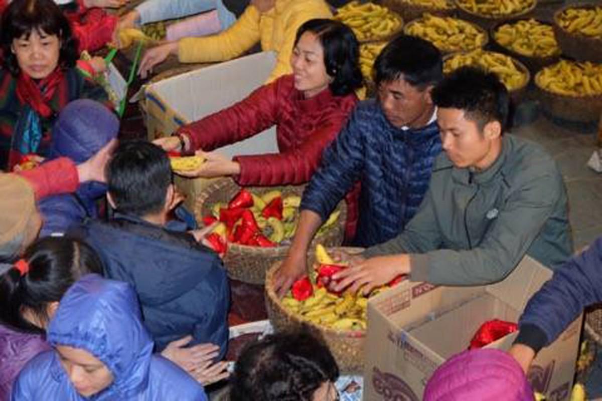 Anh: Bien nguoi chen chan tham du le cau an o chua Phuc Khanh-Hinh-12