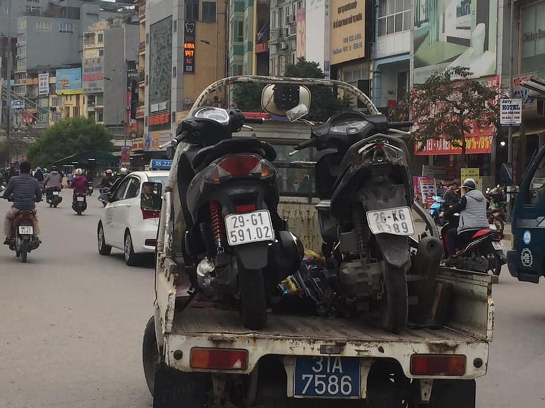 Khiep dam hien truong oto Mazda dam lien hoan tren duong Truong Chinh-Hinh-7