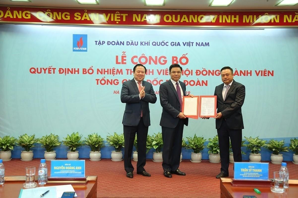 Tan Tong giam doc Tap doan Dau khi Viet Nam PVN la ai?