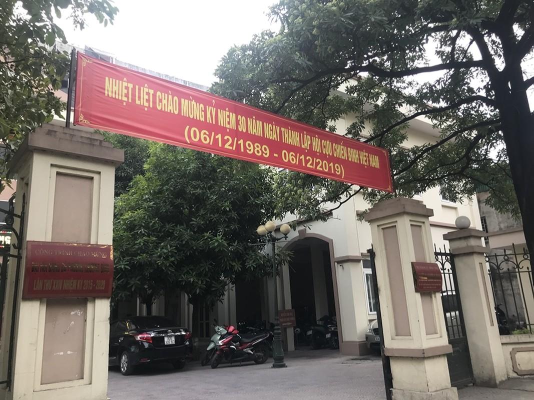 Can canh hang loat cong trinh xay dung trai phep tren dat nong nghiep o Khuong Dinh-Hinh-11