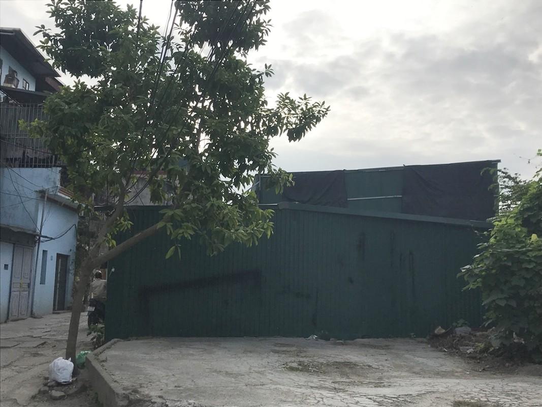 Can canh hang loat cong trinh xay dung trai phep tren dat nong nghiep o Khuong Dinh-Hinh-5