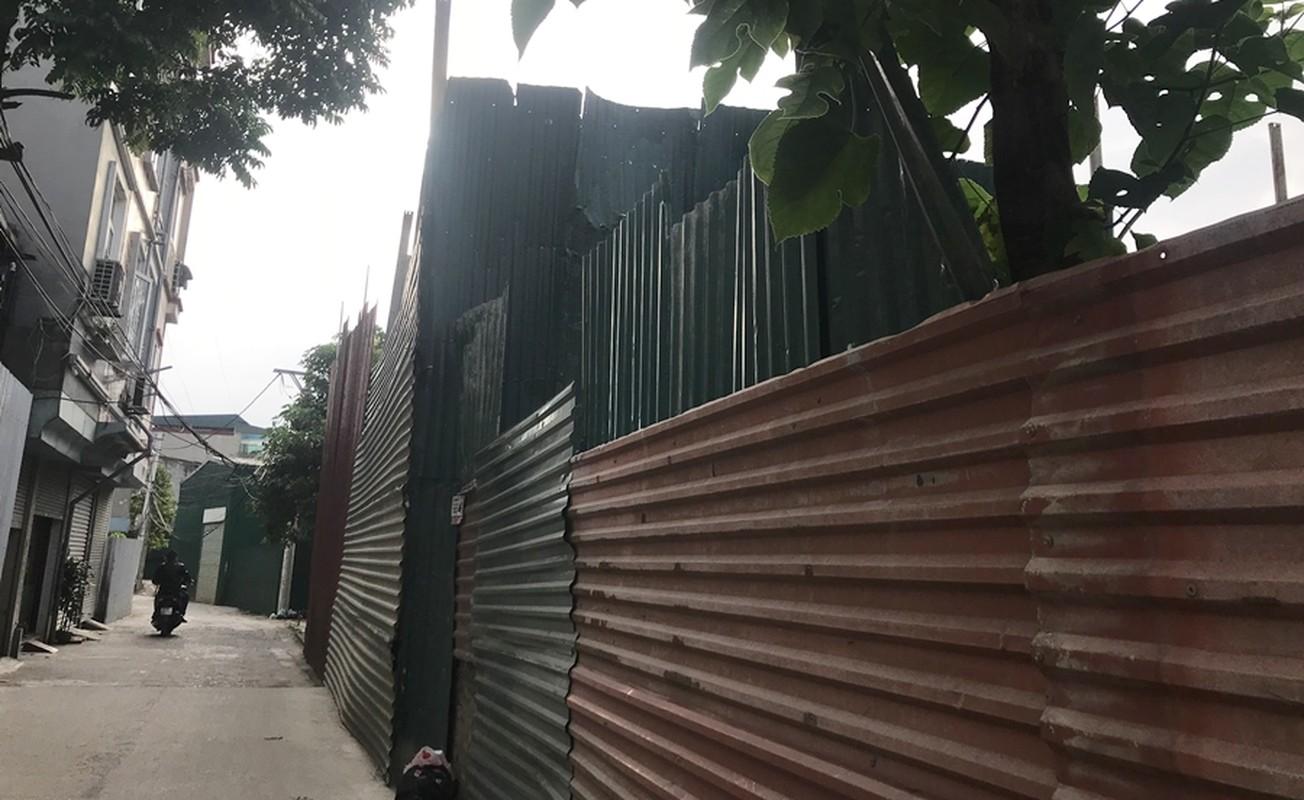 Can canh hang loat cong trinh xay dung trai phep tren dat nong nghiep o Khuong Dinh-Hinh-7