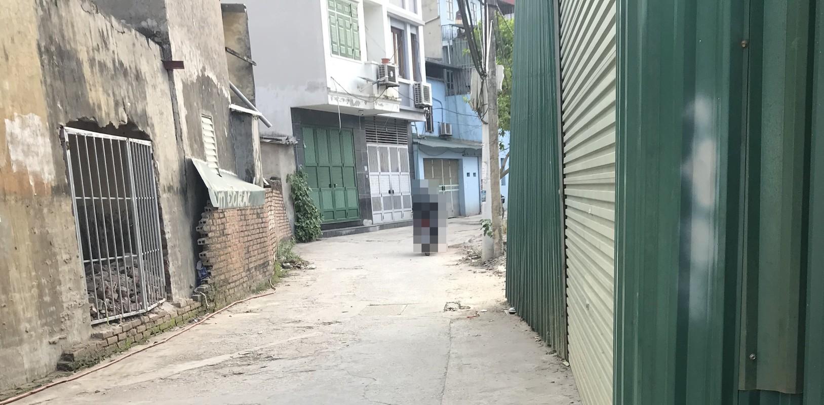 Can canh hang loat cong trinh xay dung trai phep tren dat nong nghiep o Khuong Dinh-Hinh-8