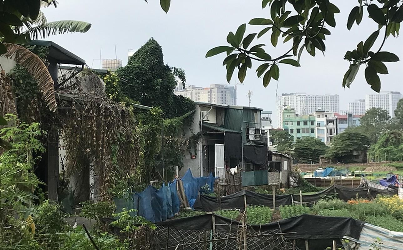 Can canh hang loat cong trinh xay dung trai phep tren dat nong nghiep o Khuong Dinh-Hinh-9