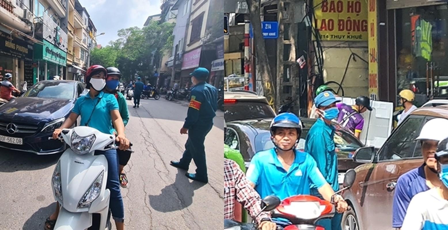 """""""Rong ran"""" xep hang cho tu sang den chieu mua banh trung thu truyen thong o HN-Hinh-15"""