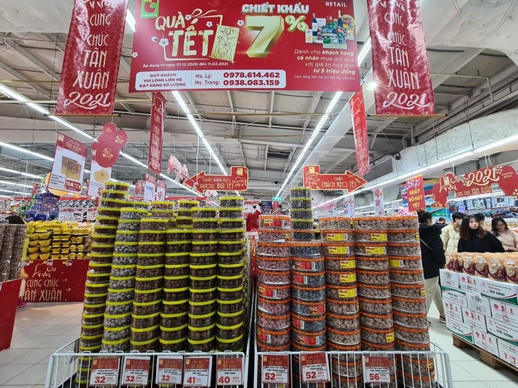 Hang hoa Tet doi dao, banh keo can len ngoi can Tet 2021-Hinh-8