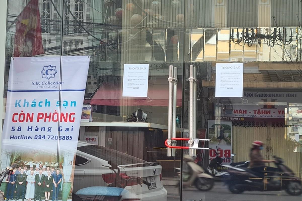 Ha Noi: Loat khach san sang chanh o pho co giam gia, dong cua, rao ban sau Tet-Hinh-6