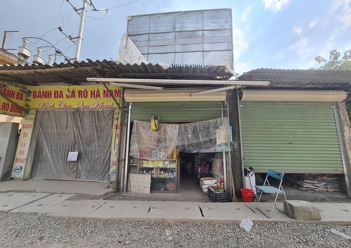"Ha Noi: ""Bay chet nguoi"" o du an cai tao duong tinh 427 Thuong Tin-Hinh-15"