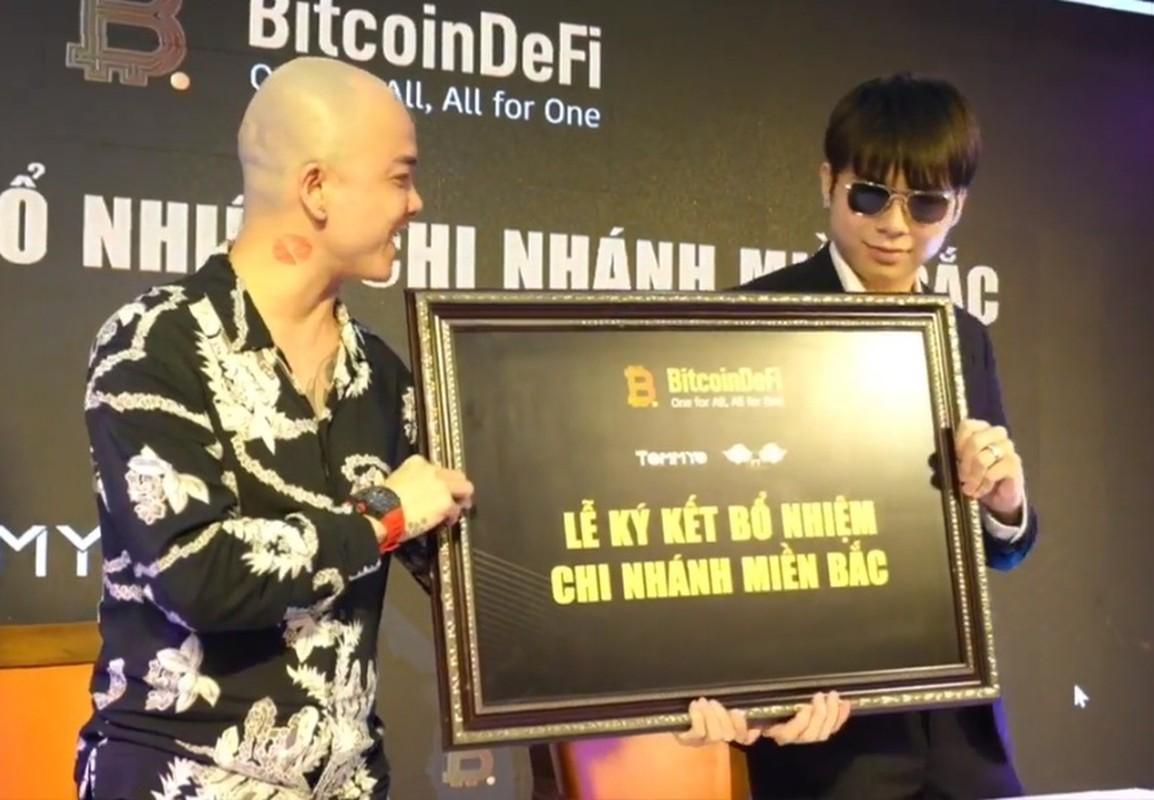 """Hoang Tu Gio"" tung quan he mat thiet voi thu linh da cap tien ao BitcoinDeFi the nao?-Hinh-6"