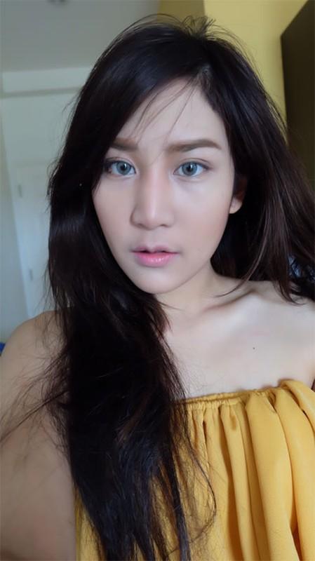 Gai xinh Thai Lan cat thit o ma lam cam V-line-Hinh-7