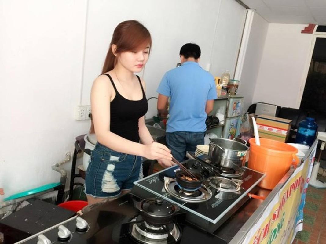 Bao mang: Hot girl ban chao ech; con sot Vo nguoi ta