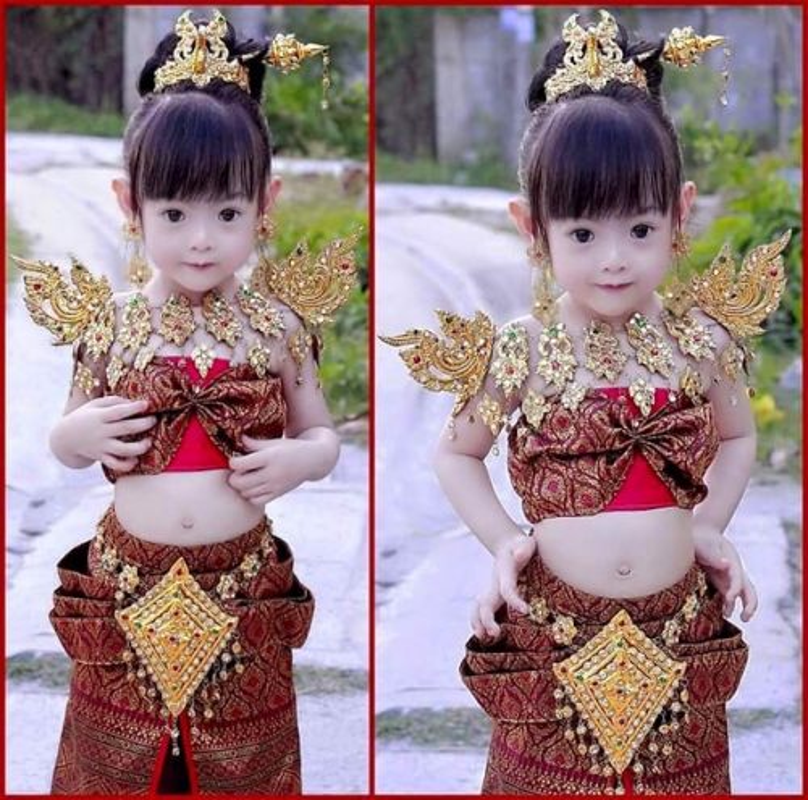 Be gai Thai Lan xinh dep lam dieu dung cong dong mang-Hinh-6