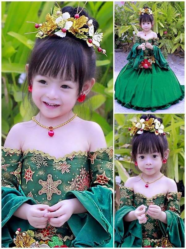 Be gai Thai Lan xinh dep lam dieu dung cong dong mang