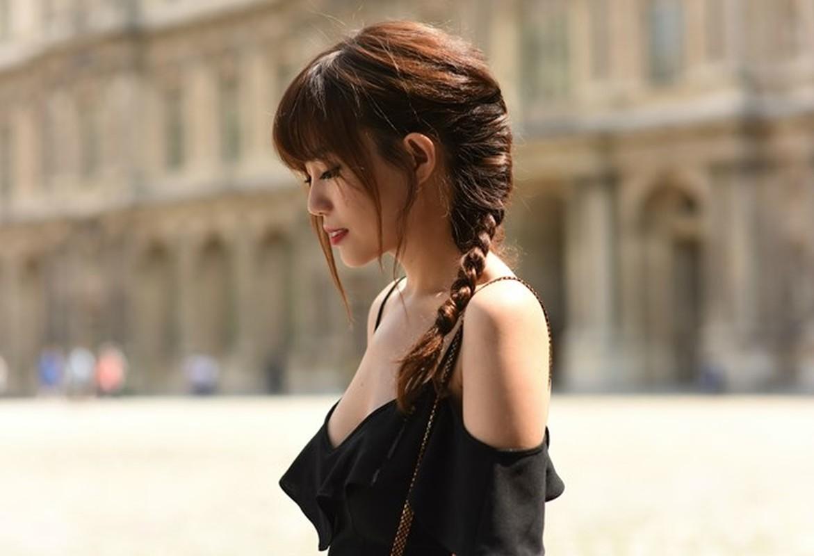Tai sac my nhan Viet co bang tien si o Phap