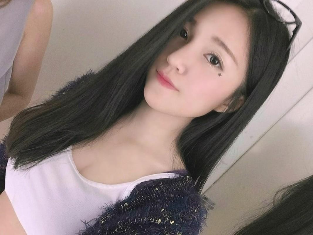 Nu sinh Sai thanh xinh dep nhu gai Han gay sot mang-Hinh-9