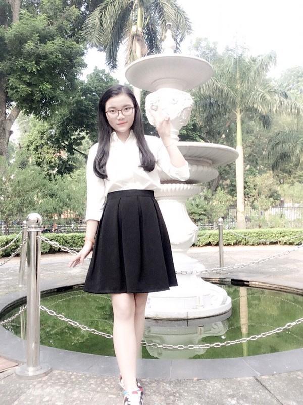 Nu sinh Dak Nong me sang che xinh nhu hot girl-Hinh-8