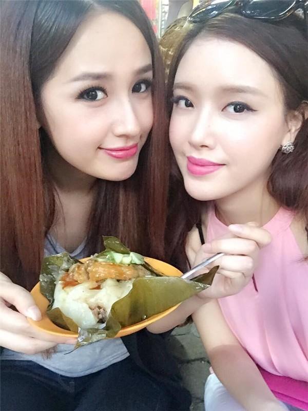 Em gai Mai Phuong Thuy cao 1m78, xinh nhu hoa hau-Hinh-3