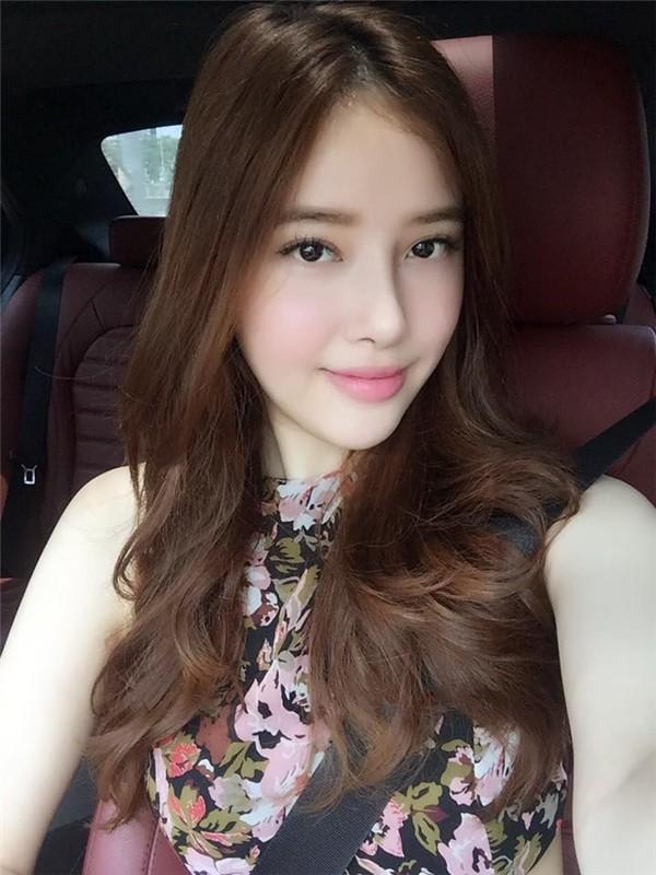 Em gai Mai Phuong Thuy cao 1m78, xinh nhu hoa hau-Hinh-5