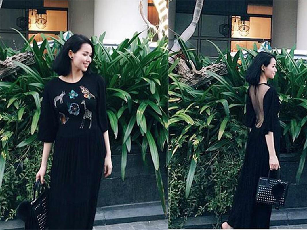 Bau 5 thang, Tam Tit van xinh tuoi nhu gai con son-Hinh-2