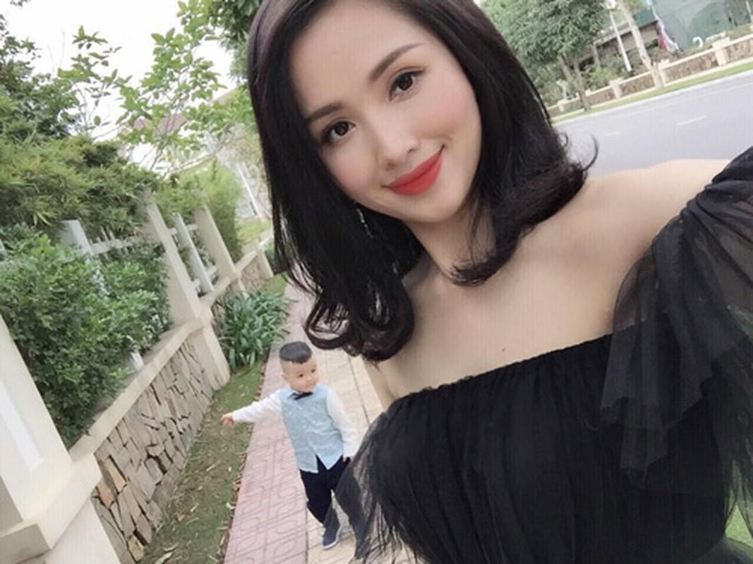 Bau 5 thang, Tam Tit van xinh tuoi nhu gai con son-Hinh-4