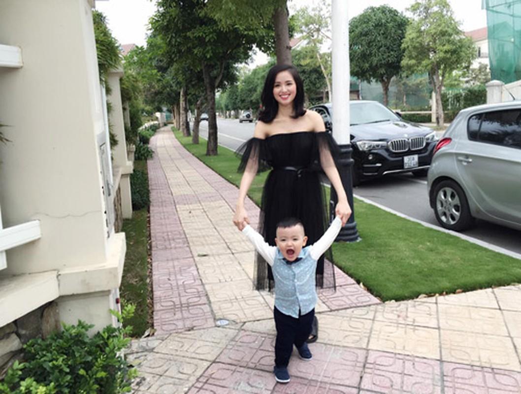 Bau 5 thang, Tam Tit van xinh tuoi nhu gai con son-Hinh-5