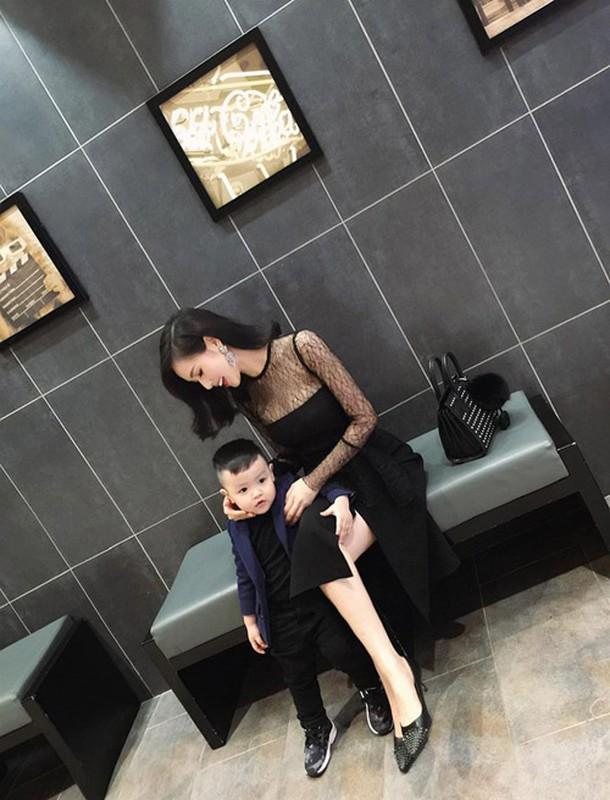 Bau 5 thang, Tam Tit van xinh tuoi nhu gai con son-Hinh-7