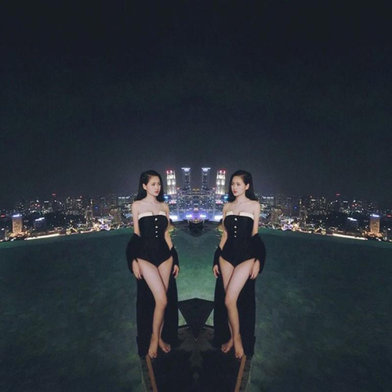 Bau 5 thang, Tam Tit van xinh tuoi nhu gai con son-Hinh-9