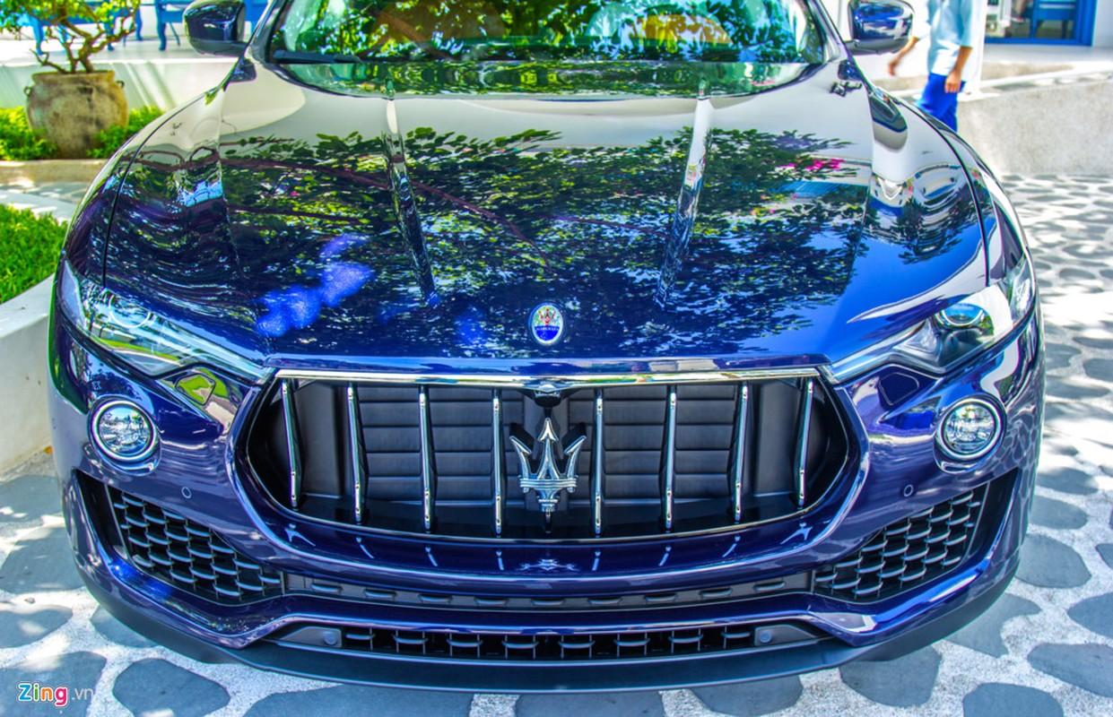SUV hang sang Maserati Levante mau la o Da Nang-Hinh-4