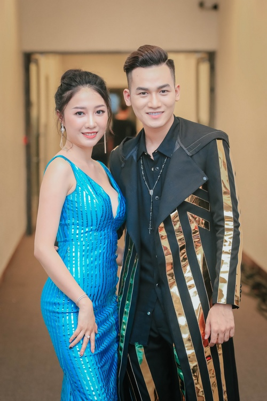 MC Lai Van Sam lan dau xuat hien khac la sau khi roi VTV-Hinh-12
