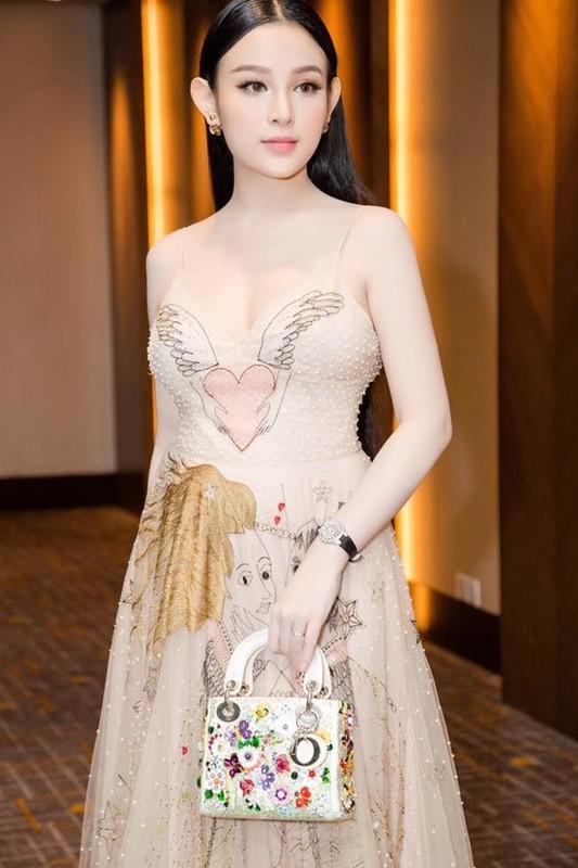"""Hot girl Viet mang bau lan 2 van xinh """"an dut"""" gai 18-Hinh-4"""