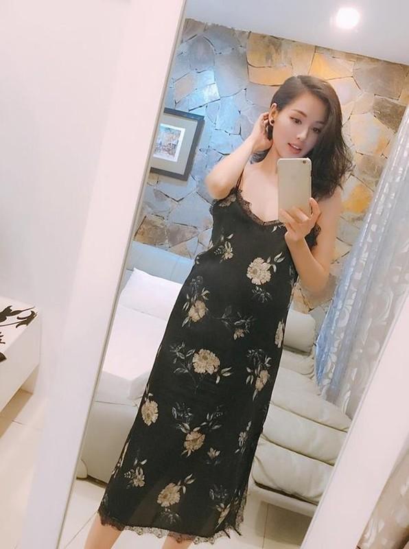 """Hot girl Viet mang bau lan 2 van xinh """"an dut"""" gai 18-Hinh-8"""