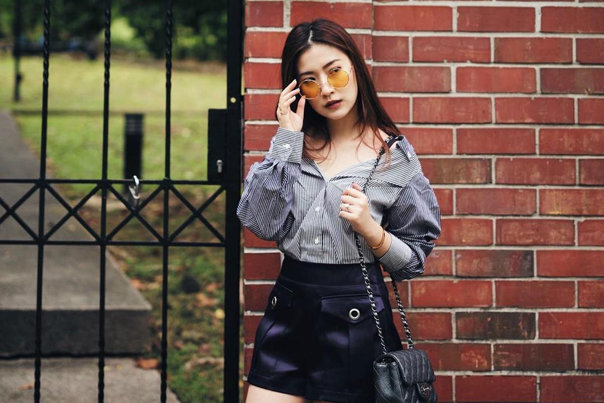 Cuoc song vien man cua nu blogger Indonesia xinh dep