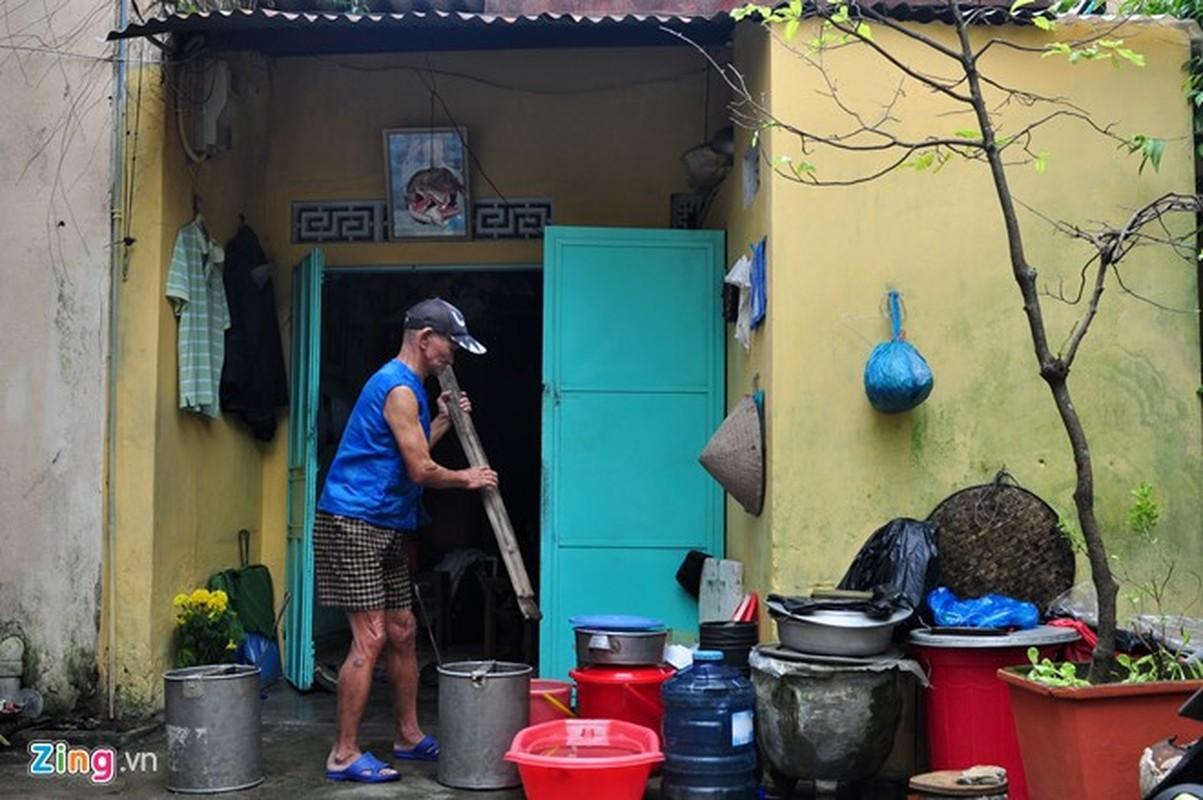 Anh: Cam dong doi tinh nhan U90 ganh nuoc o Hoi An