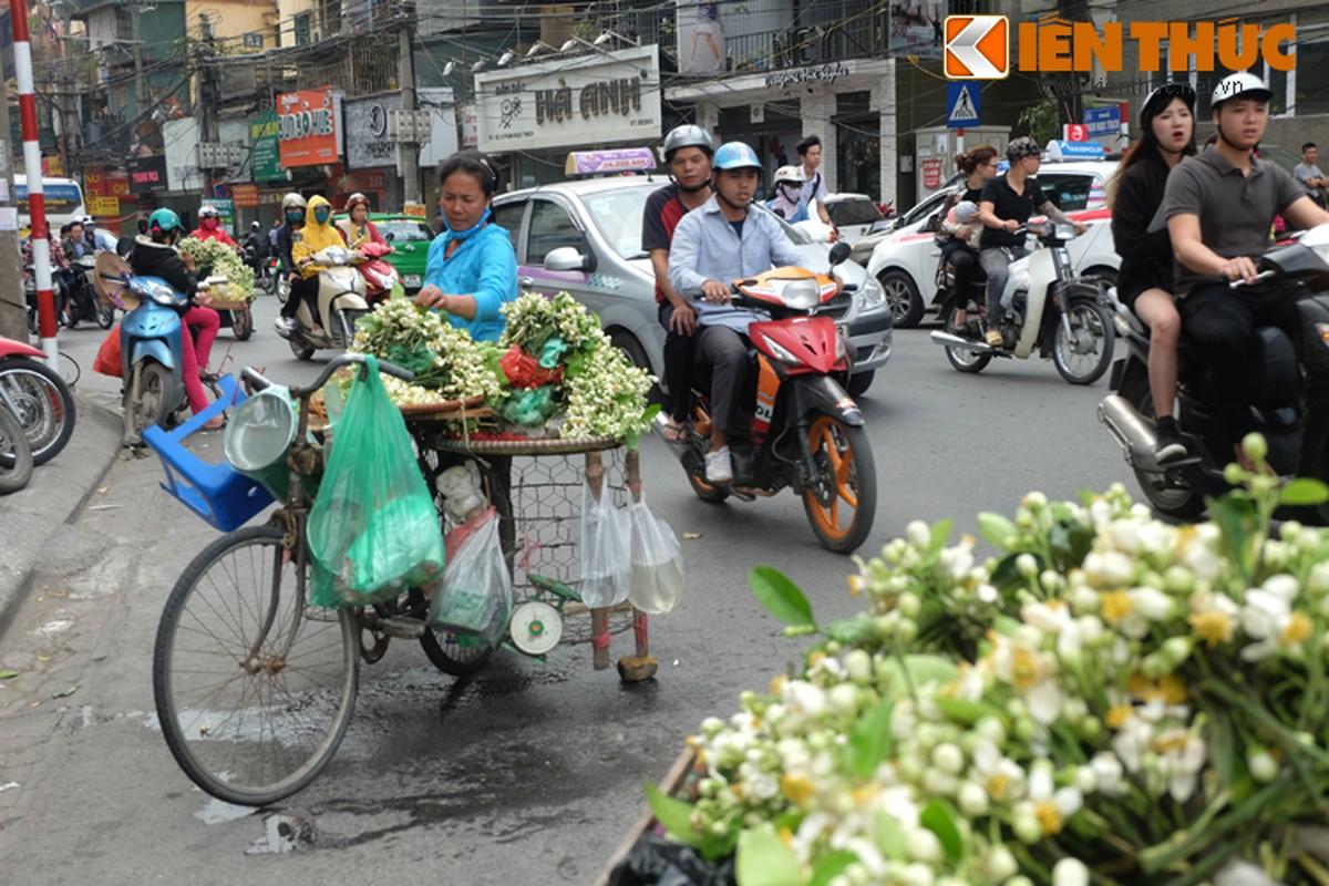 Anh: Nong nan hoa buoi ngat huong pho Ha Noi-Hinh-12