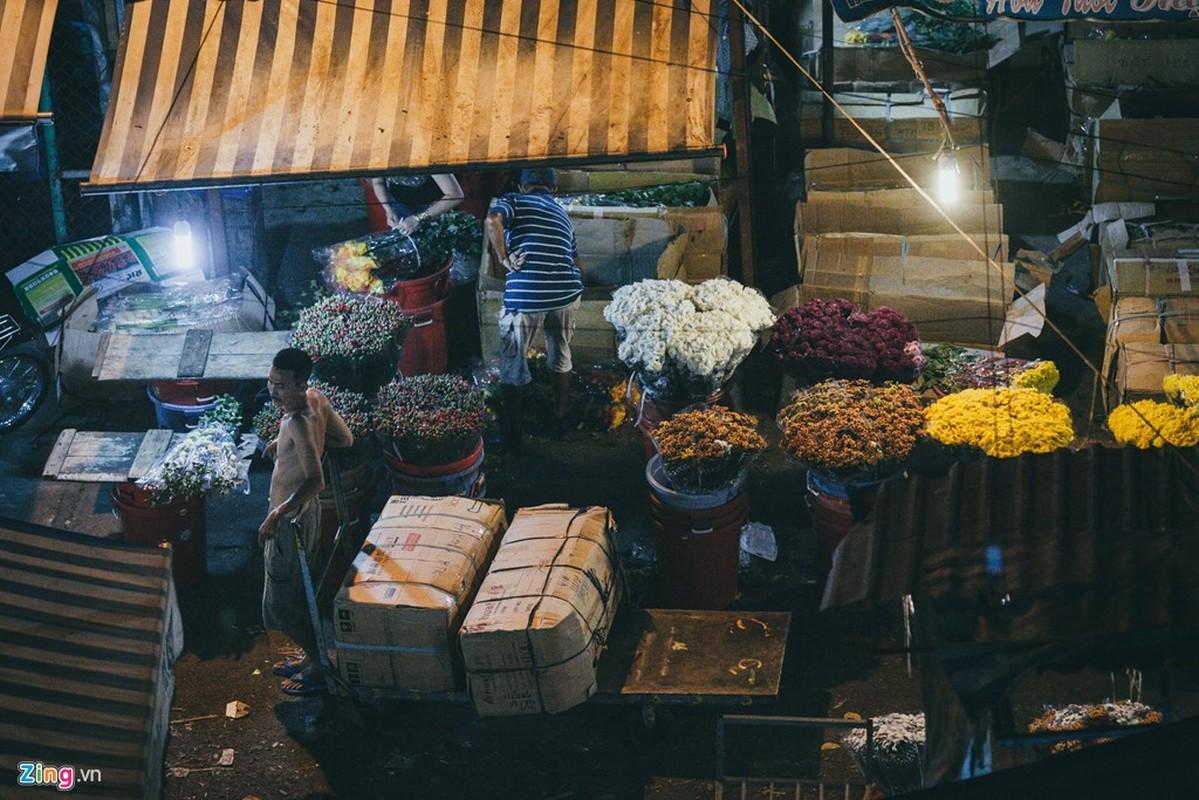 Anh: Dem truoc ngay 8/3 o vua hoa lon nhat Sai Gon-Hinh-4