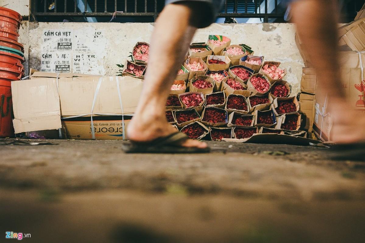Anh: Dem truoc ngay 8/3 o vua hoa lon nhat Sai Gon-Hinh-7
