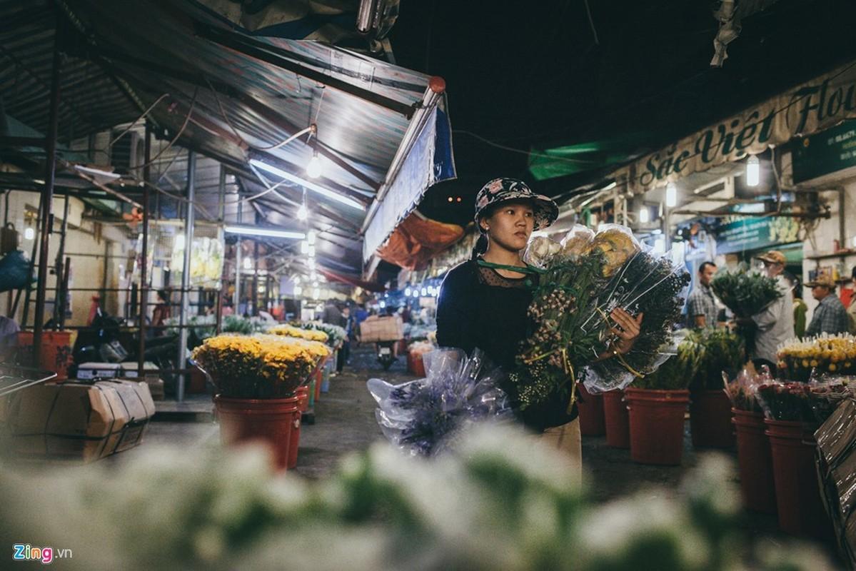 Anh: Dem truoc ngay 8/3 o vua hoa lon nhat Sai Gon-Hinh-9
