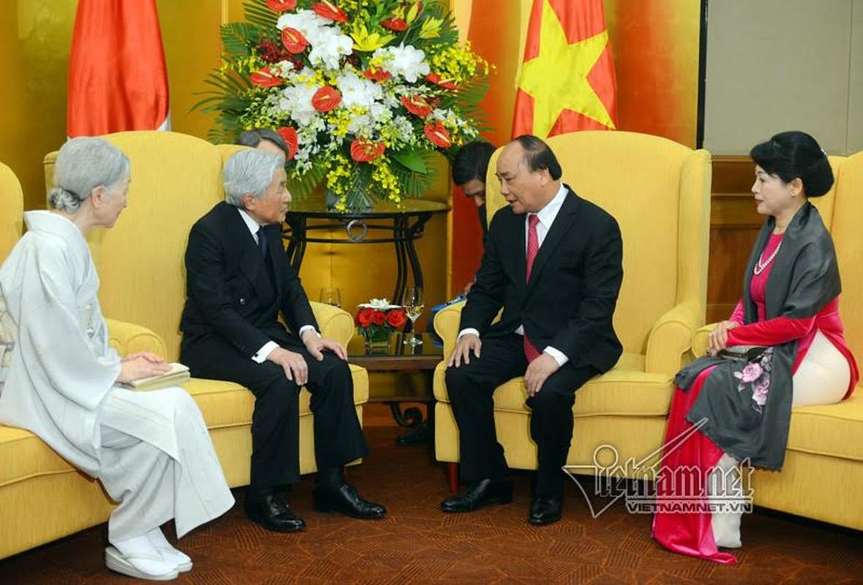 Toan canh chuyen tham Viet Nam cua Nha vua Nhat Ban va Hoang hau-Hinh-13